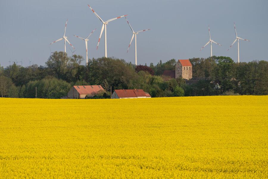 Frühling in Holzhausen