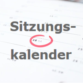 Sitzungskalender_Kalender