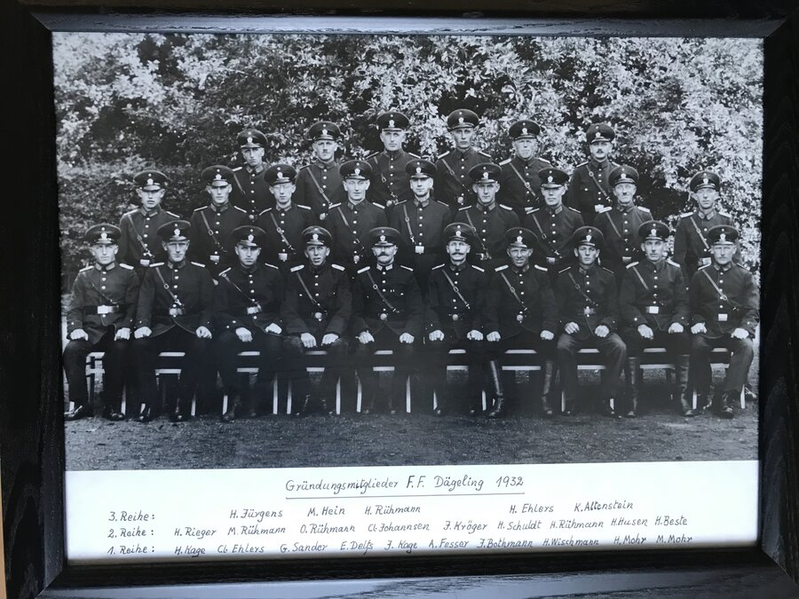 Gründungsmitglieder 1932