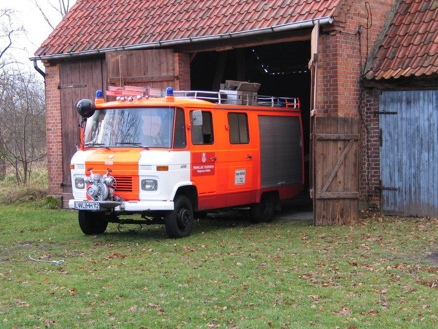 LF 8 Hagenow- Heide