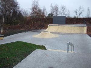 nach der Fertigstellung - Oktober 2014
