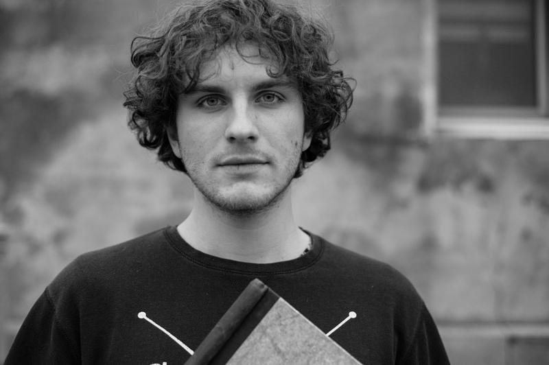 Roman Hübscher, Student der Kunstgeschichte und Philosophie
