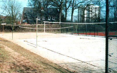 Beach-Volleyball-Felder, Jappopweg