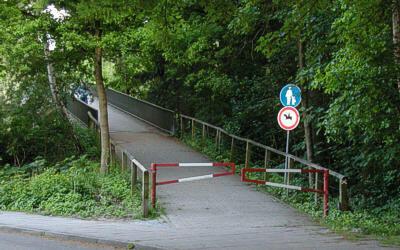 Treffpunkt Lauftreff, Moorweg/Kastanienallee