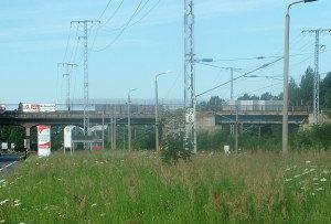 altes Brückenbauwerk - 2010