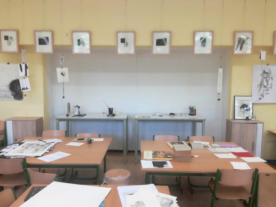 Das Atelier im Gymnasium am Europasportpark