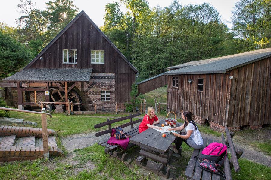 Schwerzkoer Mühle Foto: Seenland Oder-Spree Florian Läufer
