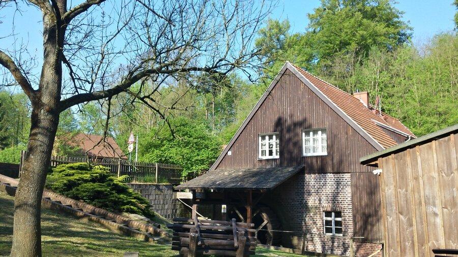 Schwerzkoer Mühle Foto: Besucherinformation Neuzelle