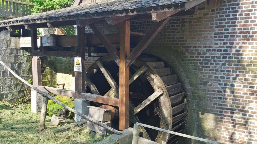 Mühle in Schwerzko Foto: Besucherinformation Neuzelle