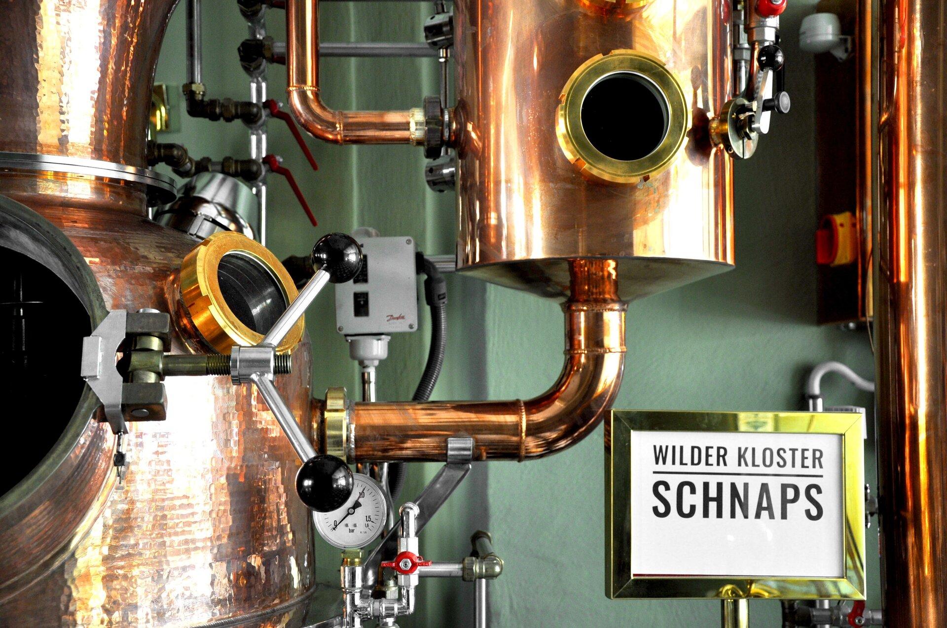 Wilde Klosterküche Foto: Besucherinformation Neuzelle