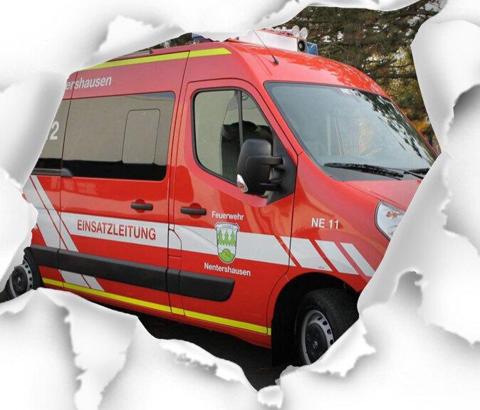 Das neue Einsatzleitfahrzeug (ELW1)