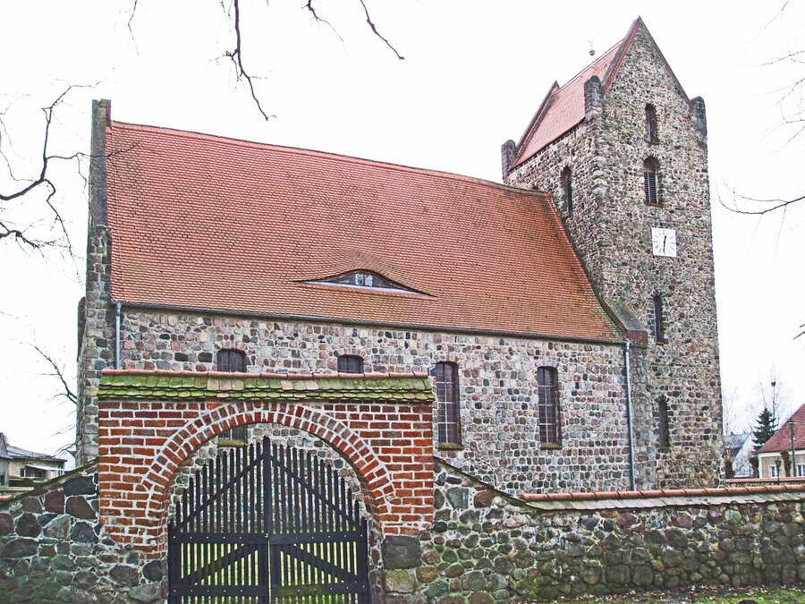 Kirche Zinndorf