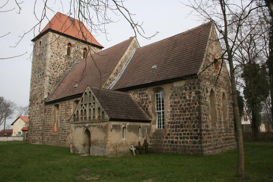 Kirche Rehfelde