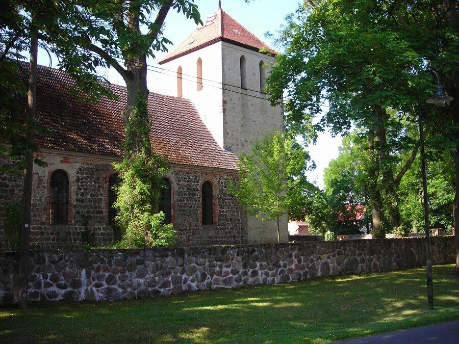 Werder Kirche