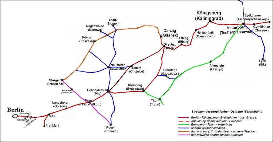 Ostbahnstrecke