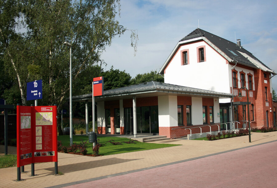 Bahnhof Rehfelde