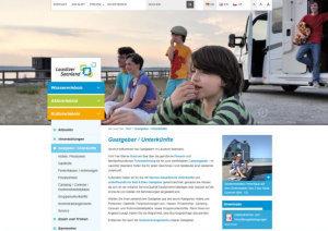 zukünftiges Buchungssystem unter www.lausitzerseenland.de