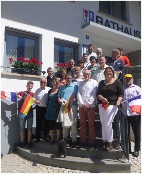 Mitglieder V.-Komitee Rickenbach