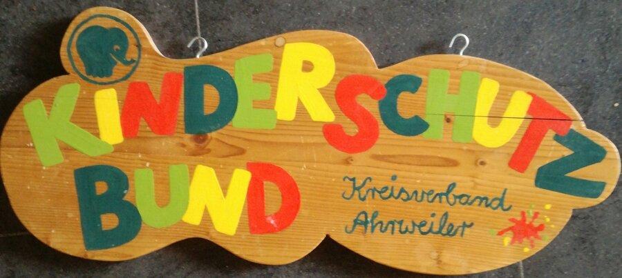 Chronik - KSB Ahrweiler altes Schild