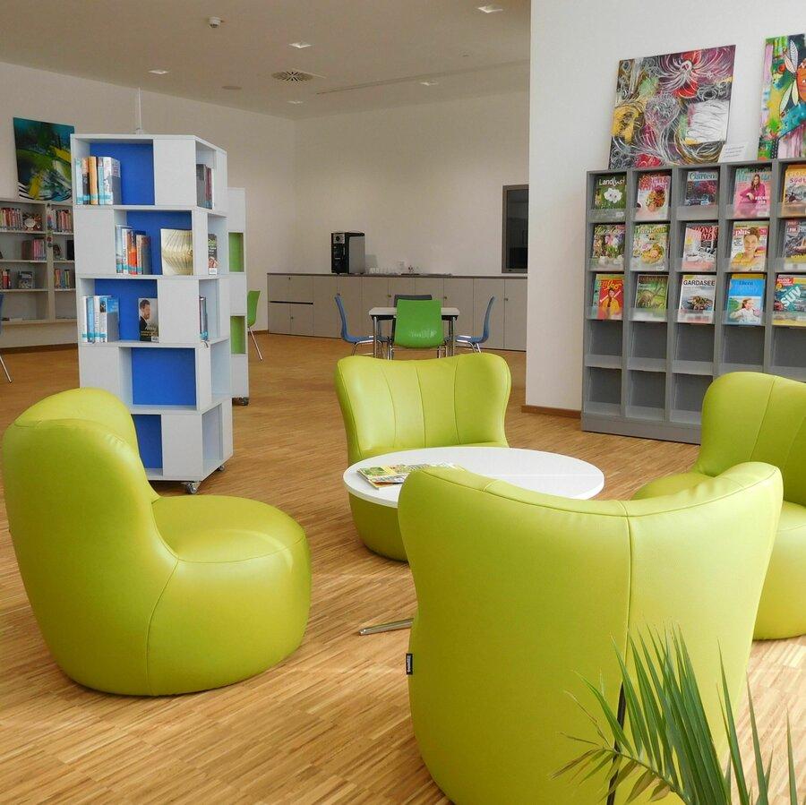 Bücherei-Treff