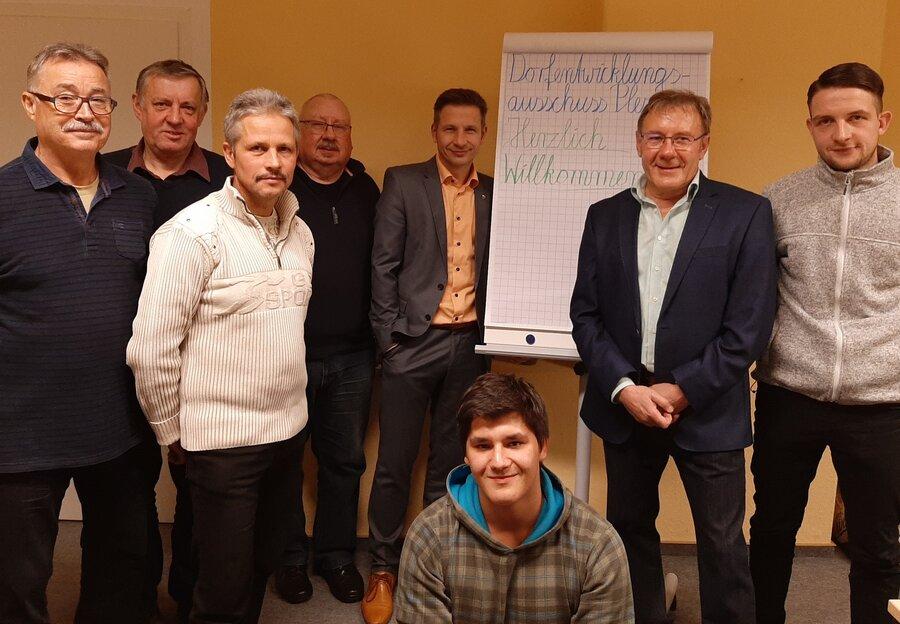 Dorfentwicklungsausschuss Plessa