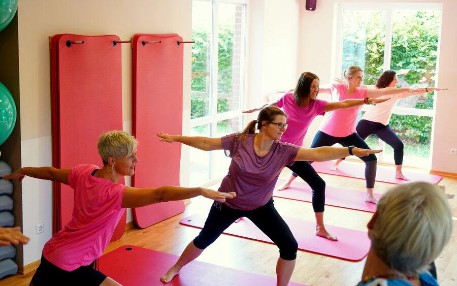 Yoga (Fitnesskurs)