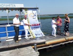 Namensgebung des neues Bootes am 19.06.2013