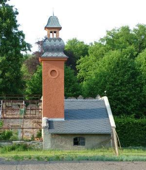 der 1. Bauabschnitt ist schon fertig - 11.05.2011