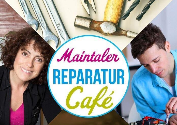 Bild Logo Maintaler Reparatur Café