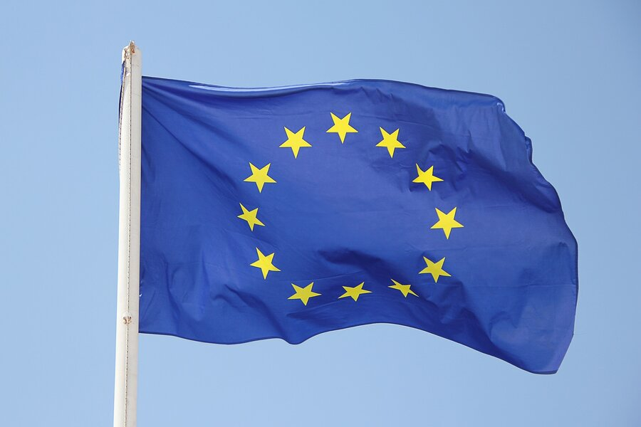Bild zeigt EU-Flagge, Foto: pixabay