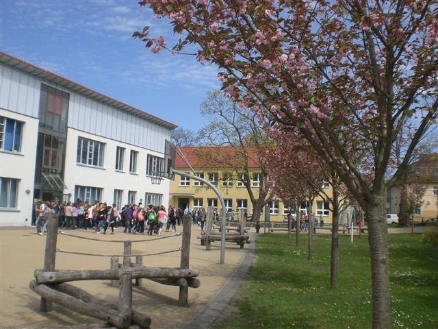 Unser Schulhof