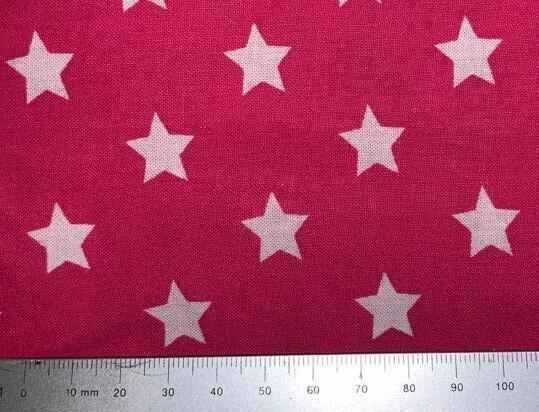 Motiv 5 - pink mit Sternen