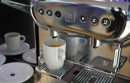 Heute Espressomaschine