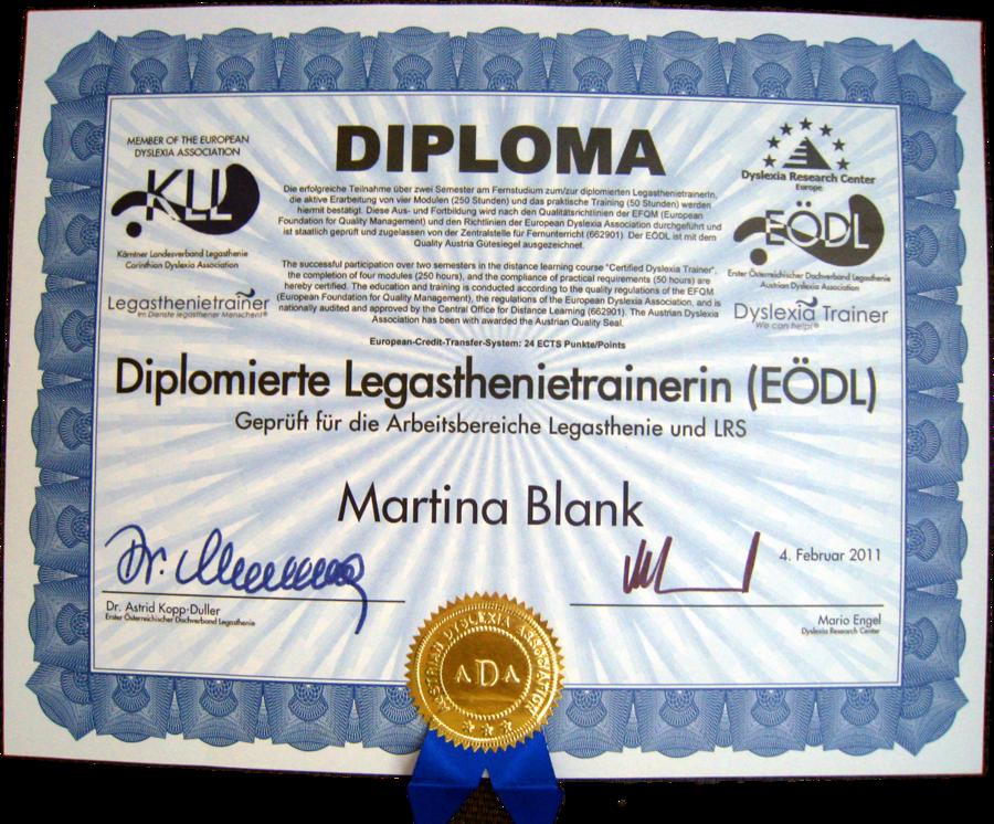 diploma-legasthenie