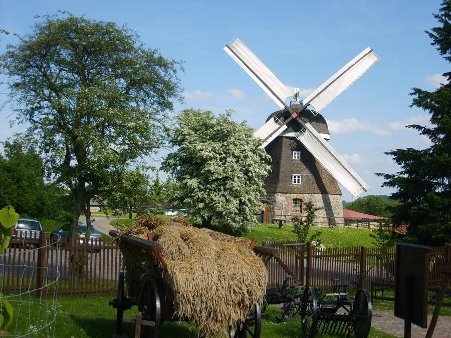 Windmühlenstadt Woldegk @Woldegk