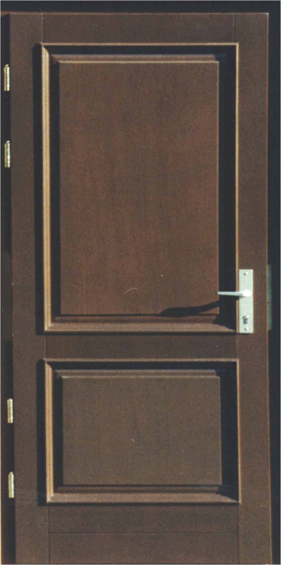 Klassik-Haustür K301