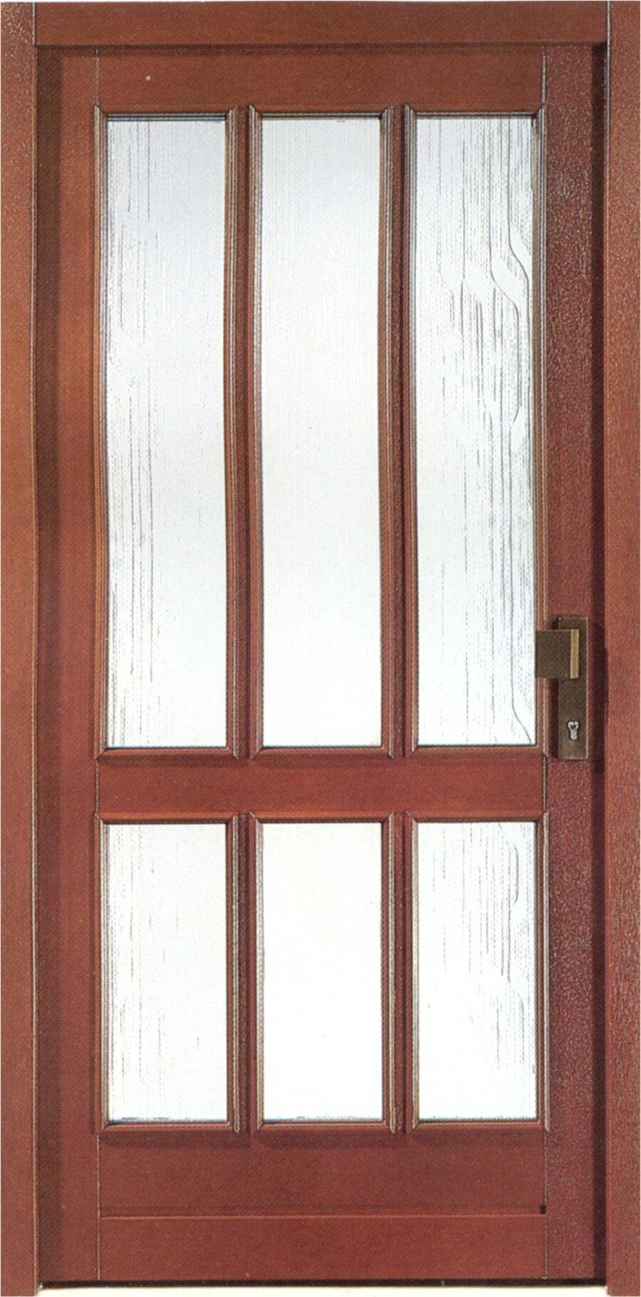 Klassik-Haustür K500