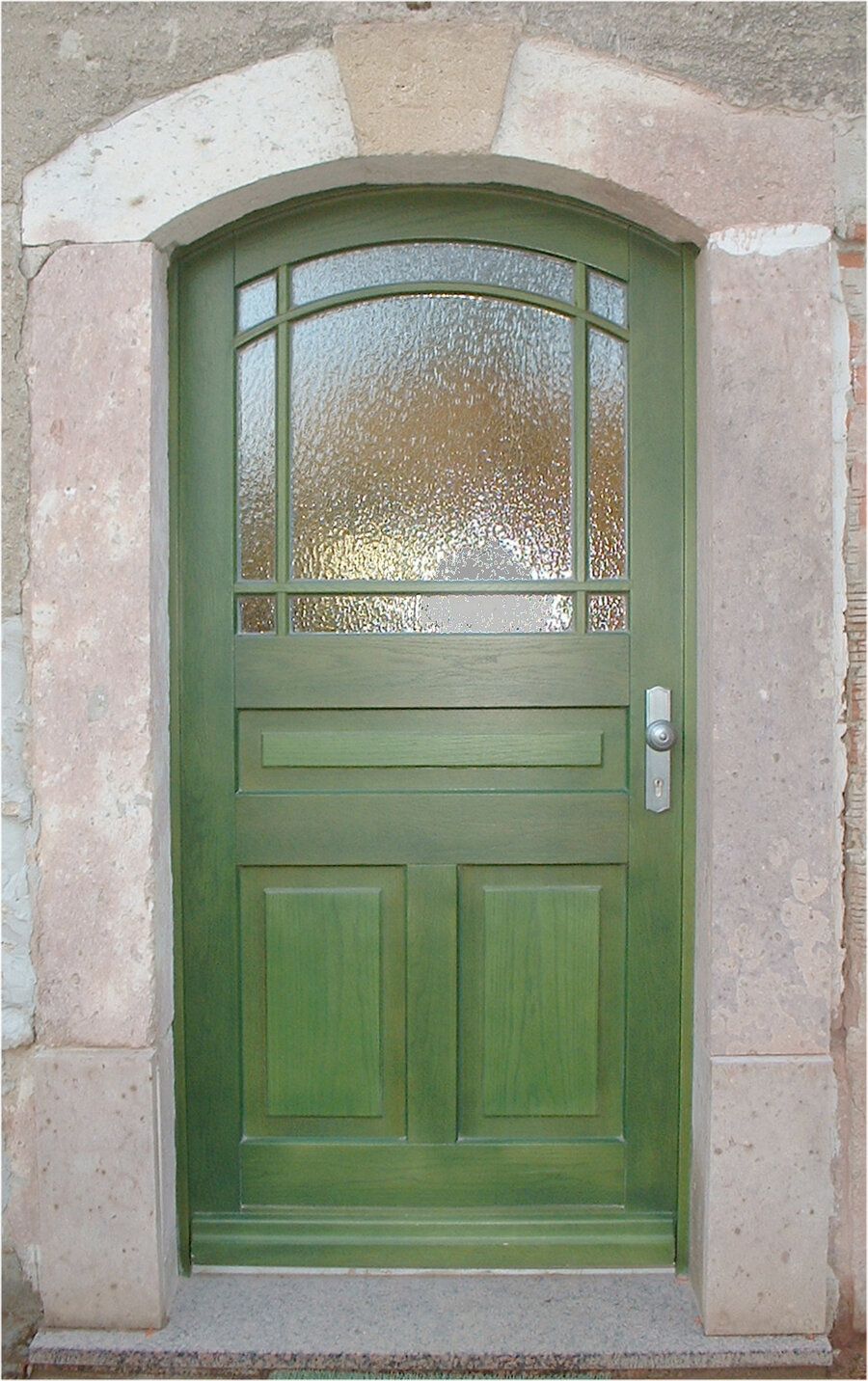 Klasski-Haustür K751