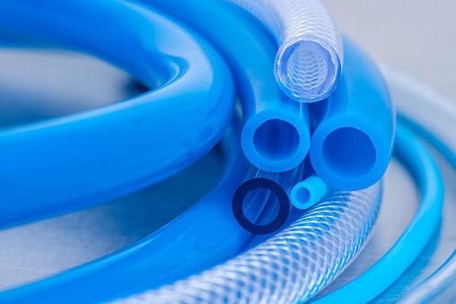 flexible-pvc-tubing-hose-picture-id1168870697