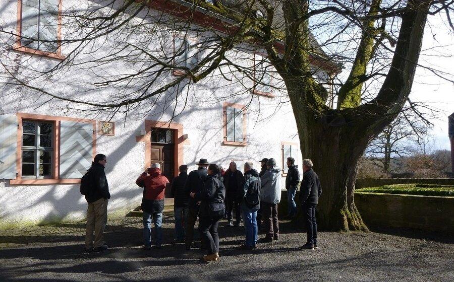 Treffen in Burg-Gemünden