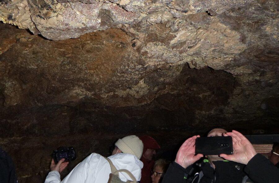 Im Untergrund von Burg-Gemünden