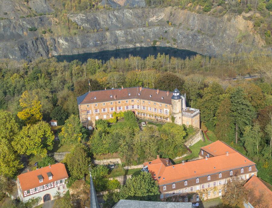 Schloß Ortenberg - Foto: Die Aufsteiger - Altenstadt