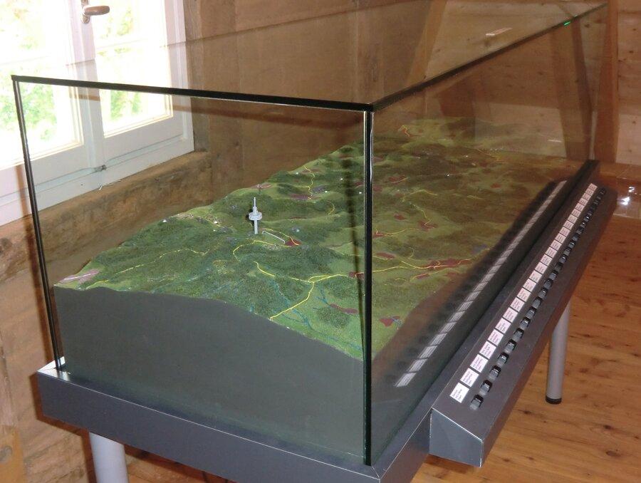 Diorama Geotope Niddertal