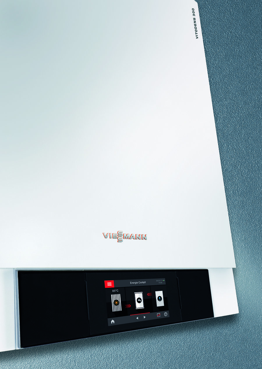 Vitodens 300-W / Vitotronic 200 Touch