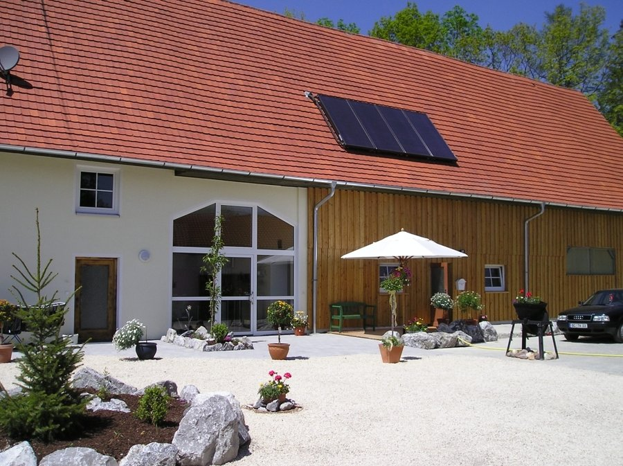 Solaranlage in Bellamont
