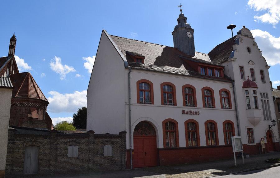 Rathaus Stadt Ketzin/Havel