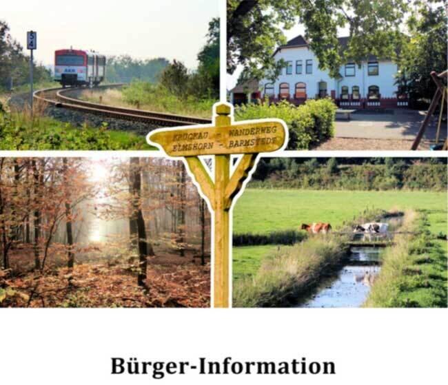 Bürger-Information für Bocholt-Hanredder