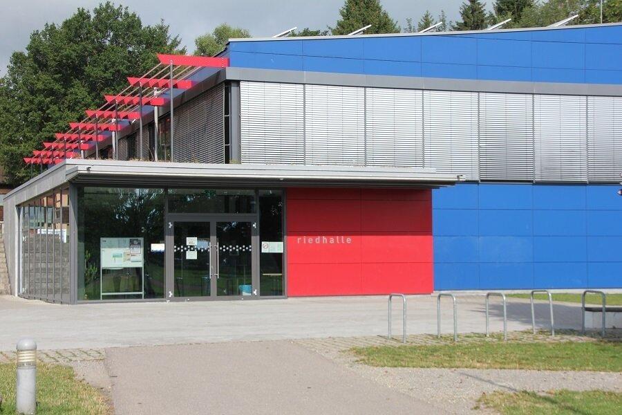 Riedhalle Wilhelmsdorf