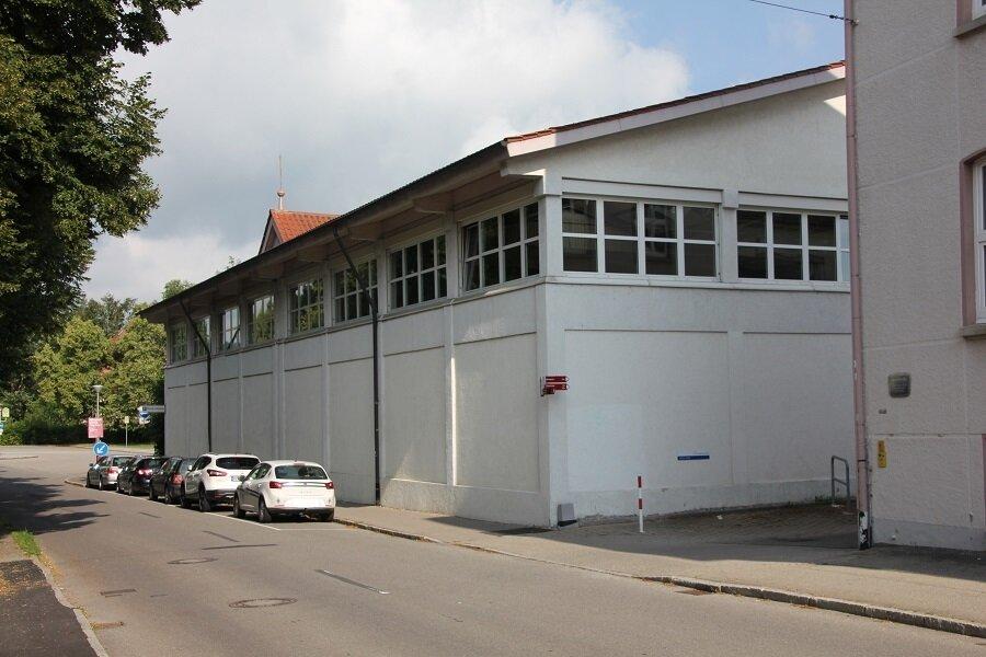 Rotachhalle Wilhelmsdorf
