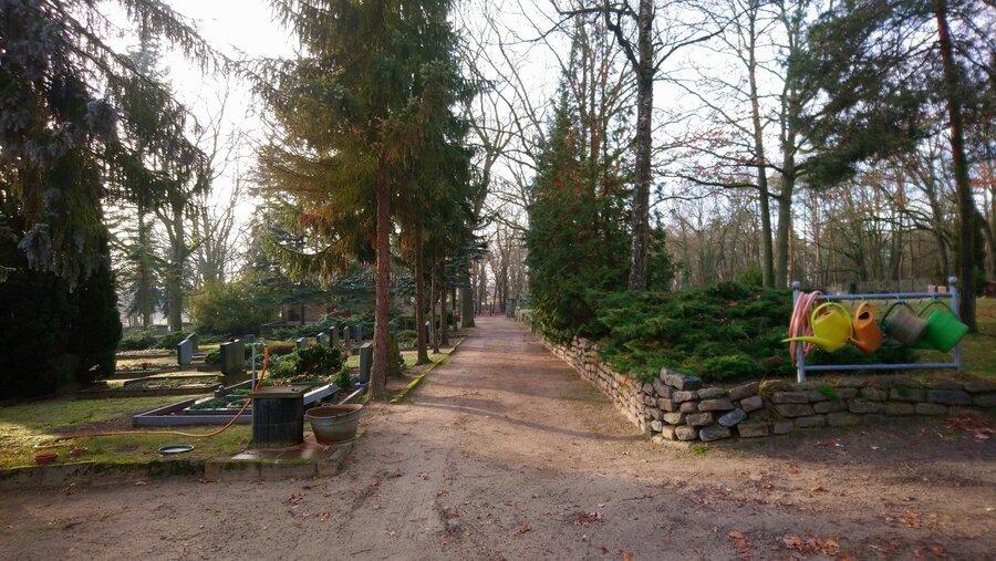 Friedhof Zachow